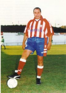 Jesús Gil, presidente del Atlético de Madrid y uno de los más controvertidos del fútbol español - Odio Eterno Al Fútbol Moderno