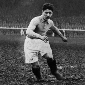 Lucien Laurent, primer goleador en un Mundial
