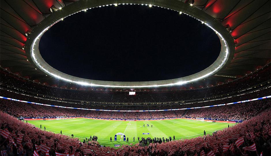 Wanda Metropolitano - Odio Eterno Al Fútbol Moderno