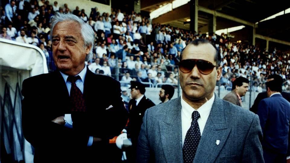 """Mendoza y Caneda, presidentes de otro """"estilo"""" en el fútbol español - Odio Eterno Al Fútbol Moderno"""