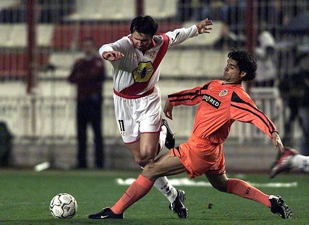 Elvir Bolic jugó dos temporadas en el Rayo Vallecano