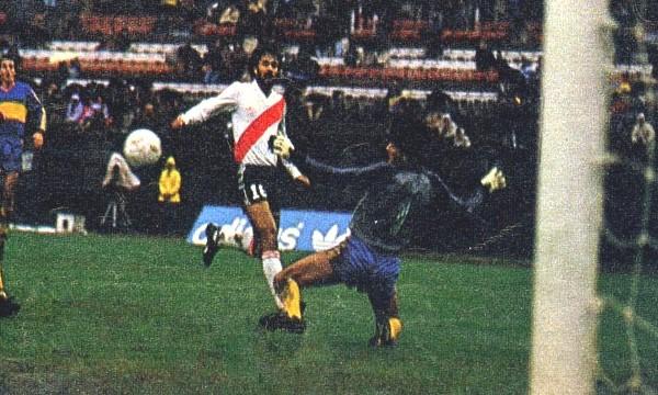 Boca jugó un Superclásico de local en el Estadio Monumental - Odio Eterno Al Fútbol Moderno