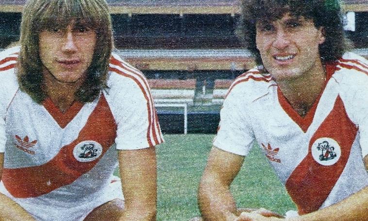 Gareca y Ruggeri cambiaron Boca por River en 1985 - Odio Eterno Al Fútbol Moderno