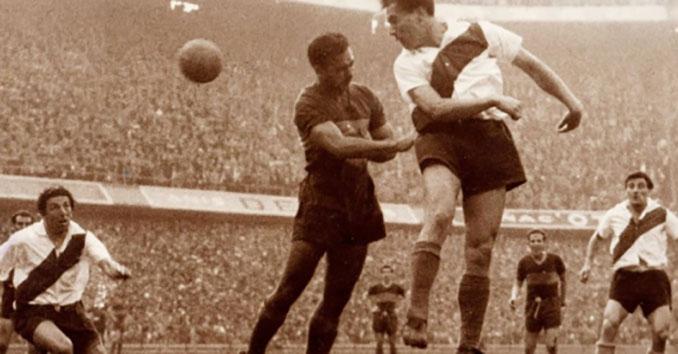 El Superclásico de 1972 está considerado como uno de los mejores de la historia - Odio Eterno Al Fútbol Moderno