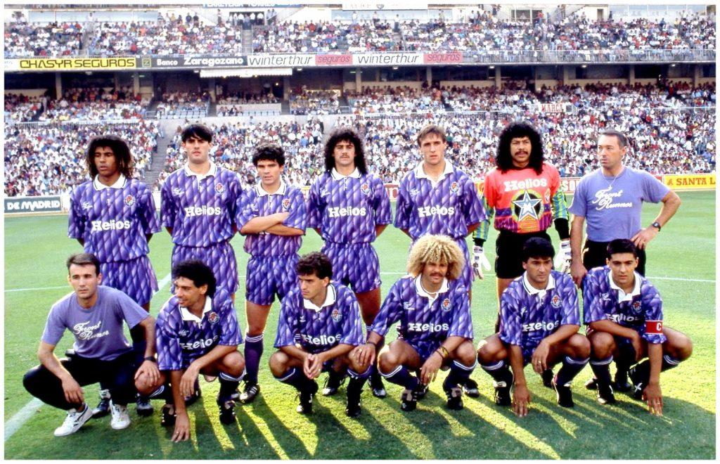 El Cártel de Pucela en la temporada 91-92