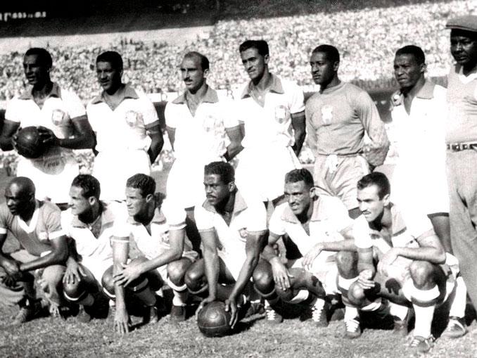Brasil en el Mundial de 1950 - Odio Eterno Al Fútbol Moderno
