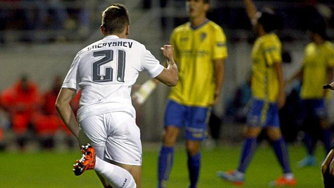 El Real Madrid quedó eliminado de la Copa del Rey por la alineación indebida de Cheryshev ante el Cádiz - Odio Eterno Al Fútbol Moderno