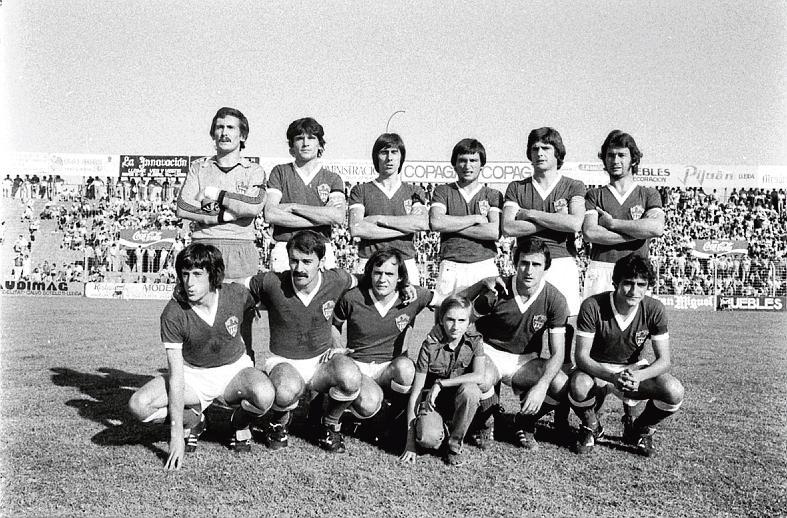La 1950-1951 fue la primera temporada de la UE Lleida en Primera División - Odio Eterno Al Fútbol Moderno