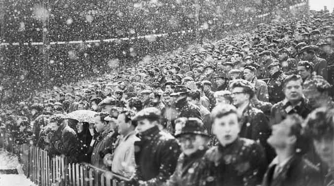 Los estadios se abarrotan en el Boxing Day - Odio Eterno Al Fútbol Moderno