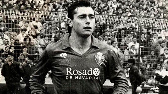 Michael Robinson llegó a Osasuna en 1987 - Odio Eterno Al Fútbol Moderno