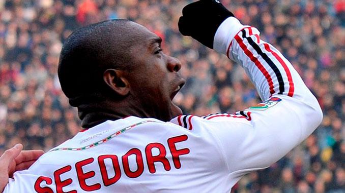 Seedorf triunfó en el AC MIlan - Odio Eterno Al Fútbol Moderno