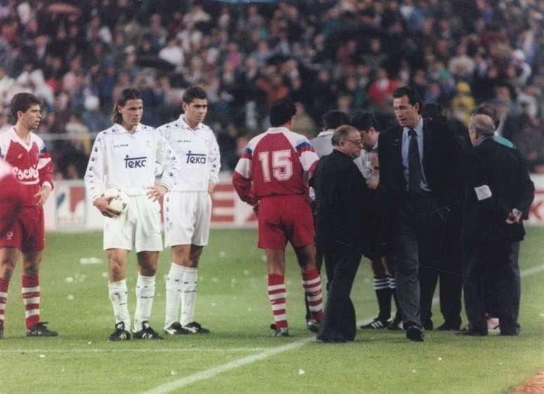Valdano cometió alineación indebida en el duelo entre Real Madrid y SD Compostela