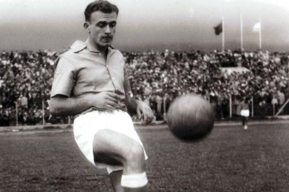 Alfredo Di Stéfano jugó en Millonarios de Bogotá