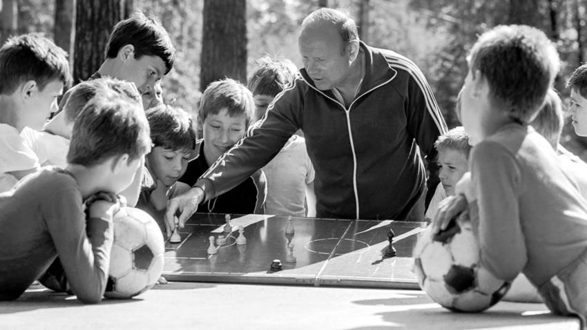 Eduard Streltsov siempre estuvo ligado al Torpedo de Moscú - Odio Eterno Al Fútbol Moderno