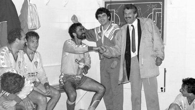 David Vidal coincidió con Mágico González en el Cádiz - Odio Eterno Al Fútbol Moderno