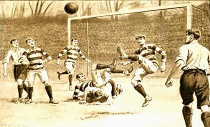 Los orígenes del fútbol