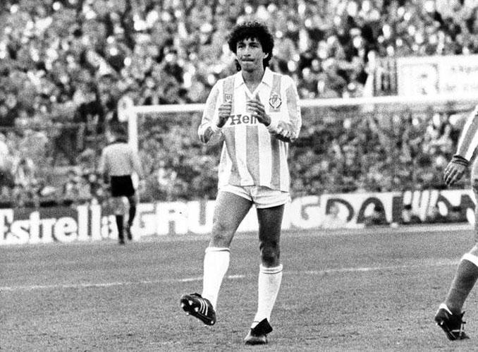 Mágico González jugó una campaña en el Real Valladolid - Odio Eterno Al Fútbol Moderno