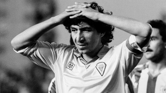 Mágico González es idolatrado en Cádiz - Odio Eterno Al Fútbol Moderno