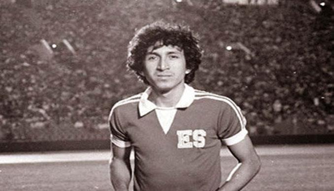 Mágico González ganó cuatro ligas con el Club Deportivo FAS - Odio Eterno Al Fútbol Moderno