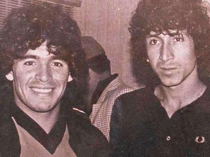 Maradona y Mágico González - Odio Eterno Al Fútbol Moderno