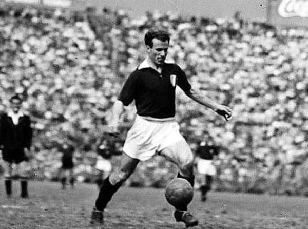 Valentino Mazzola era el gran ídolo en Il Grande Torino - Odio Eterno Al Fútbol Moderno