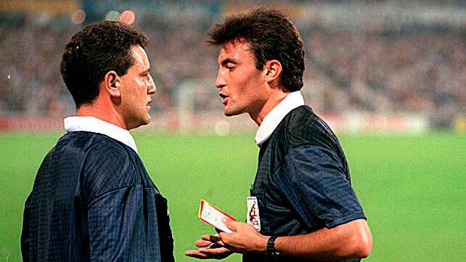 Rafa Guerrero hablando con Mejuto González - Odio Eterno Al Fútbol Moderno