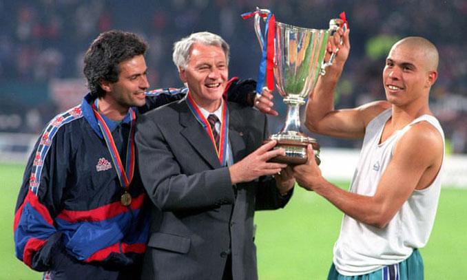 El Barça de Robson ganó la Recopa de 1996 - Odio Eterno Al Fútbol Moderno