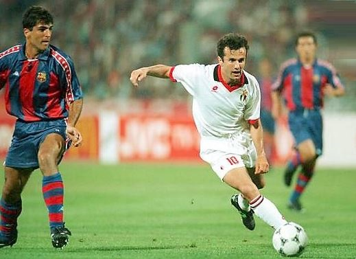 Savicevic al Dream Team