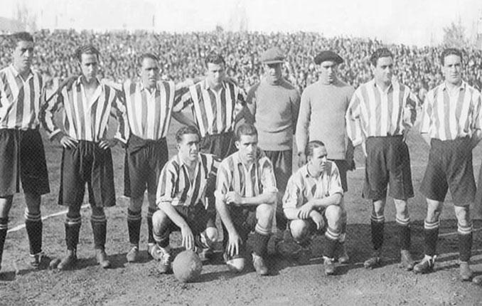 El Athletic Club fue el gran dominador en los inicios de la Liga