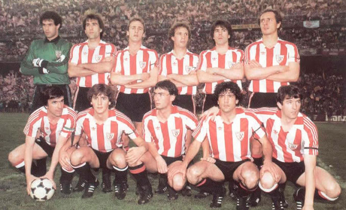 El Athletic Club ganó la Liga 1983-1984 - Odio Eterno Al Fútbol Moderno