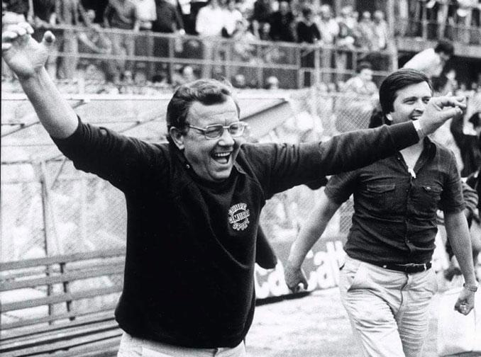Ernesto Ceresini metió al Parma entre los grandes - Odio Eterno Al Fútbol Moderno