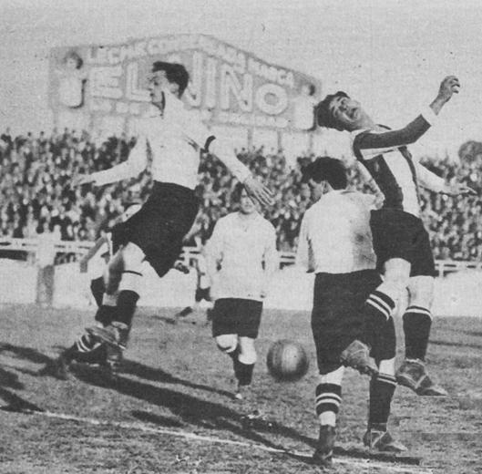 Español y Real Irún protagonizaron el primer partido de la Liga