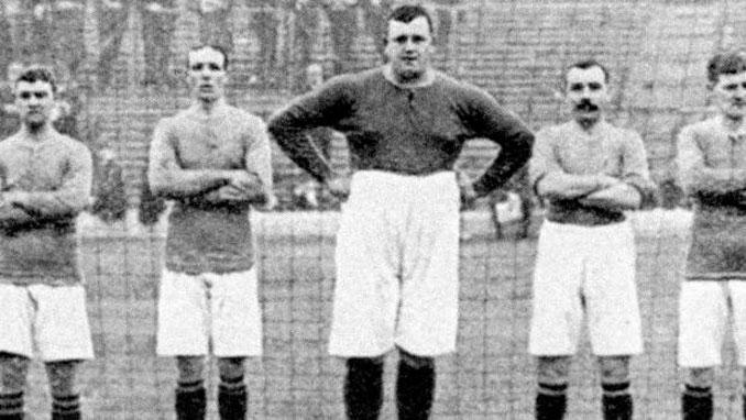 "William Foulke ""Fatty"", un portero de gigantescas dimensiones - Odio Eterno Al Fútbol Moderno"
