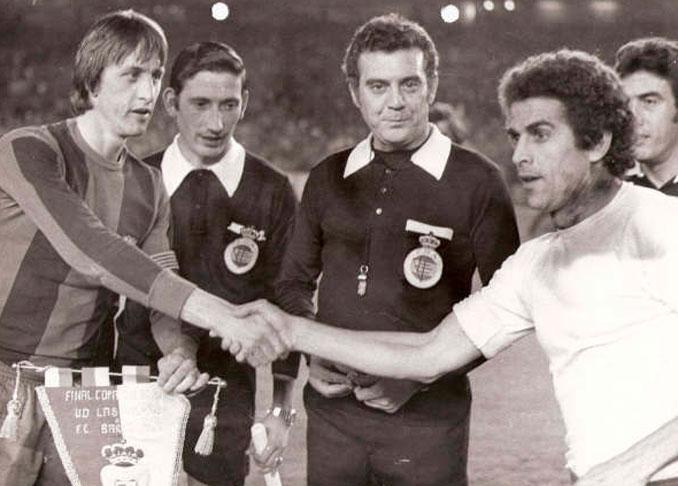 Franco Martínez, colegiado internacional en la década de 1970 - Odio Eterno Al Fútbol Moderno