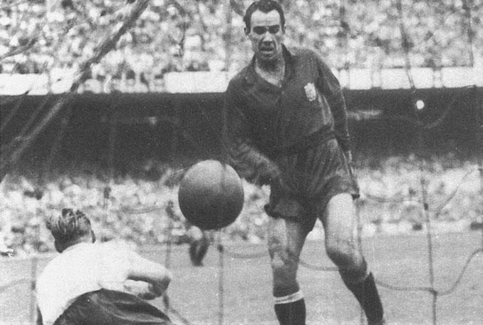 El gol de Zarra a Inglaterra uno de los más importantes de la historia de la selección española - Odio Eterno Al Fútbol Moderno
