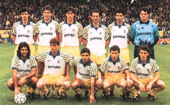 El Parma hizo una gran temporada en su debut en la Serie A - Odio Eterno Al Fútbol Moderno