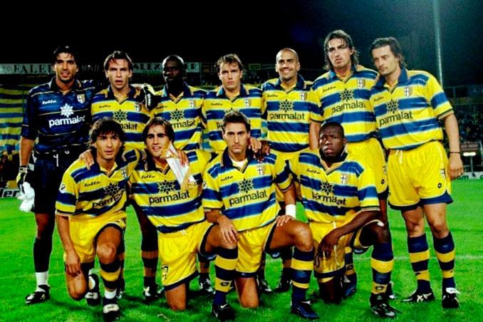 Los 90 fue la década prodigiosa del Parma
