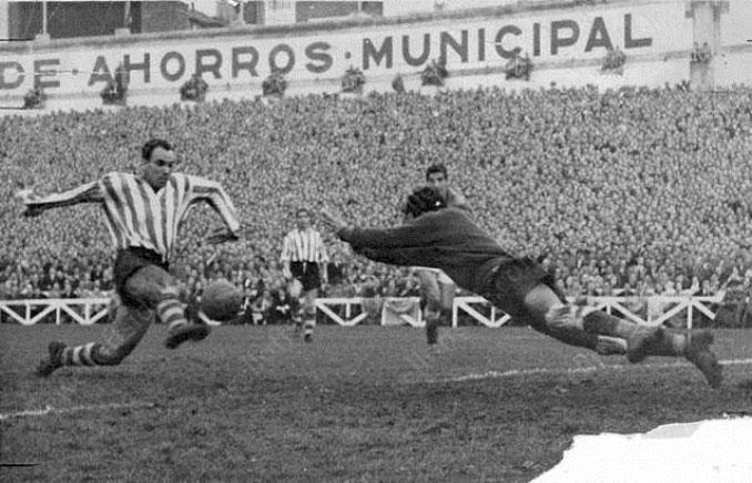 Zarra, el mejor delantero español de la historia
