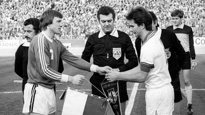 Franco Martínez dirigió dos encuentros en el Mundial 1978