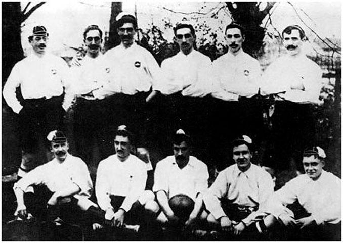 El Bizcaya fue el vencedor de la Copa de la Coronación - Odio Eterno Al Fútbol Moderno