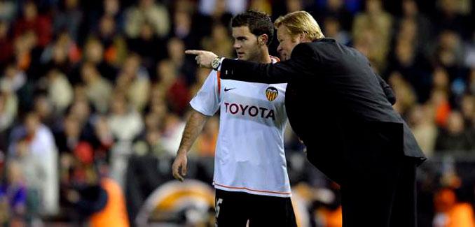 El Valencia CF conquistó su último título hasta la fecha en 2008 - Odio Eterno Al Fútbol Moderno