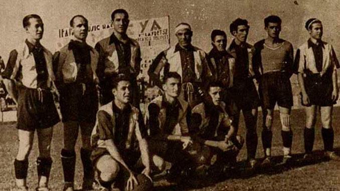 El Levante ganó la Copa de la España Libre - Odio Eterno Al Fútbol Moderno