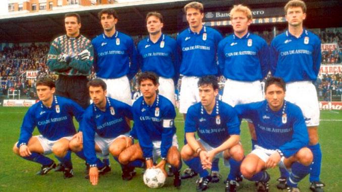 Prosinecki recuperó su nivel en el Oviedo