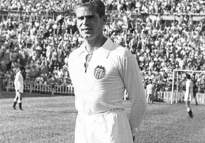 Puchades es para muchos aficionados el mejor jugador de la historia del Valencia CF - Odio Eterno Al Fútbol Moderno