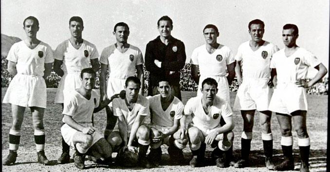 """El Valencia CF conquistó la Liga de 1947 """"in extremis"""" - Odio Eterno Al Fútbol Moderno"""