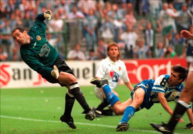 Alfredo hizo el gol que daba la Copa al Super Depor - Odio Eterno Al Fútbol Moderno