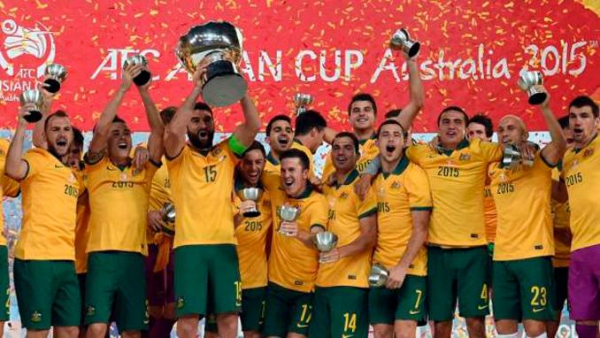 Australia ganó la Copa Asiática de 2015 - Odio Eterno Al Fútbol Moderno