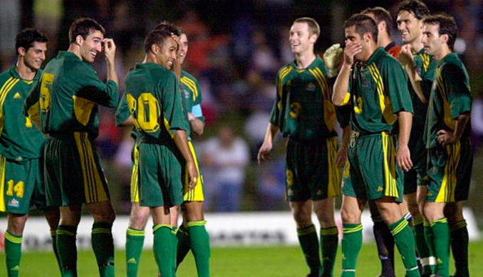 Australia se dio un festín aquella tarde de abril - Odio Eterno Al Fútbol Moderno