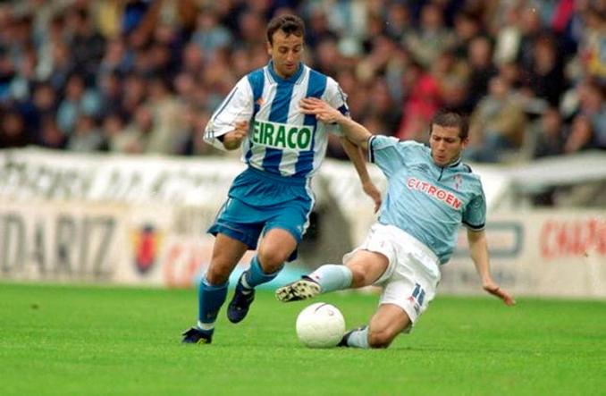 Fran es uno de los grandes ídolos de la afición coruñesa - Odio Eterno Al Fútbol Moderno