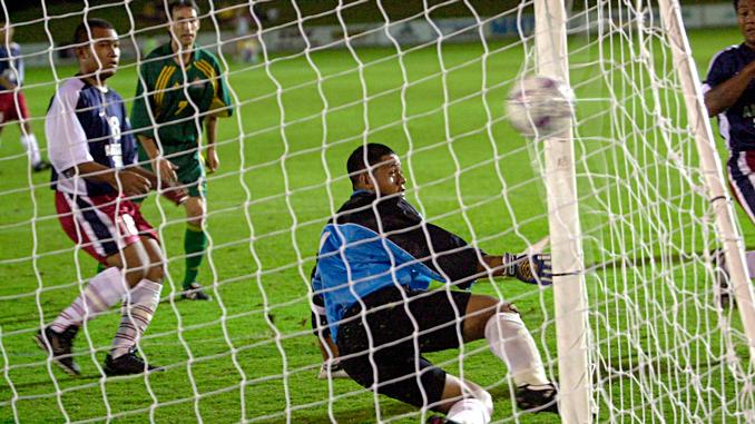 """Los goles no pararon de """"caer"""" en aquel Australia vs Samoa Americana - Odio Eterno Al Fútbol Moderno"""